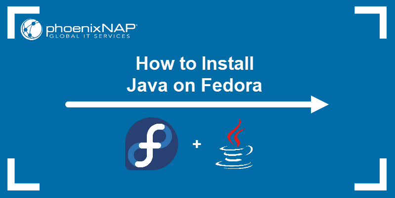 How to install Java on Fedora