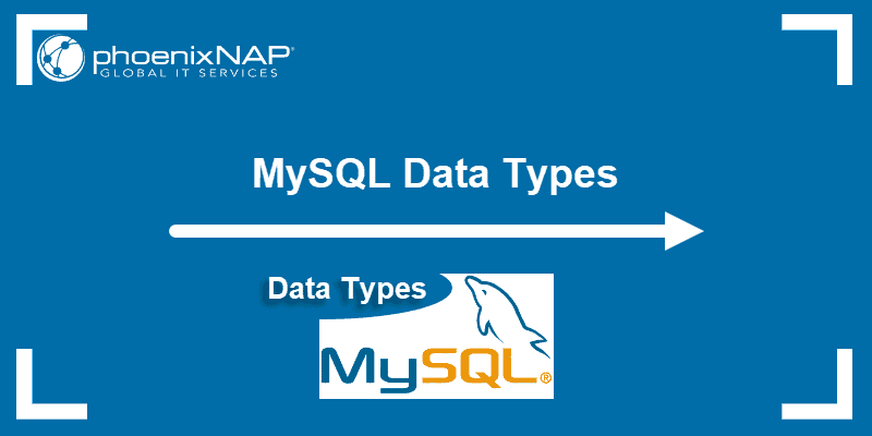 MySQL Data Types.