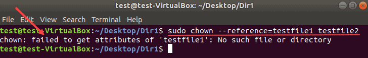 Transfer ownership and gropu settings between files with chown command.