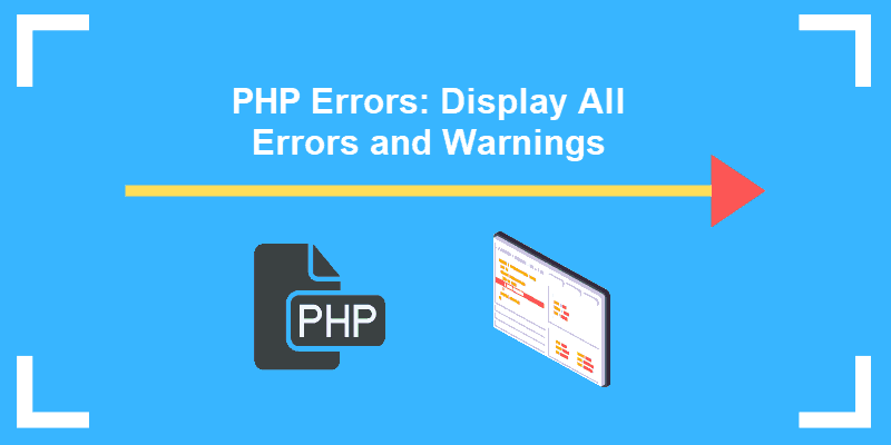 Guide on enabling php errors and reporting