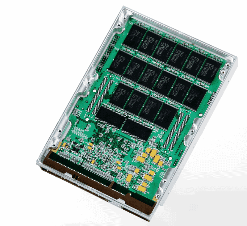 type of SSD that uses SATA