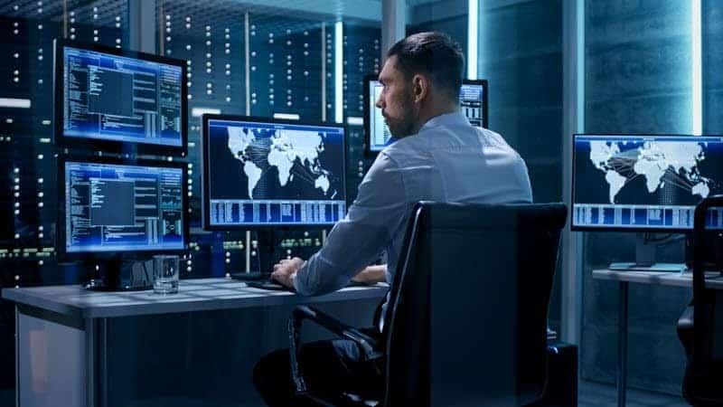 Monitoring and managing users ensures better server security.