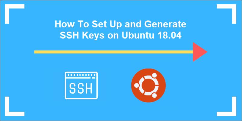 tutorial on generating ssh keys on ubuntu