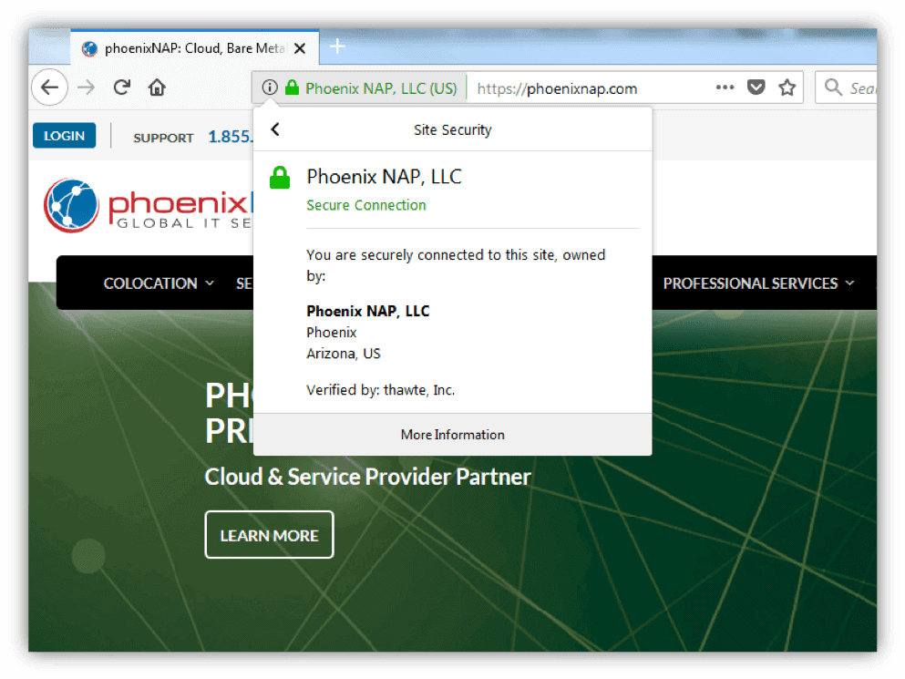 How to tell if you have SSL on your website
