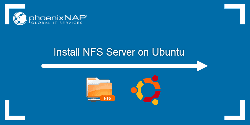Install NFS Server on Ubuntu