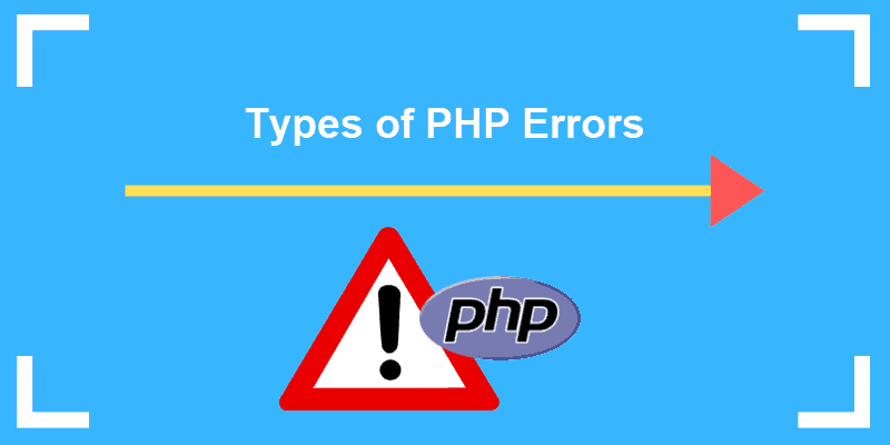 tutorial on types of php errors