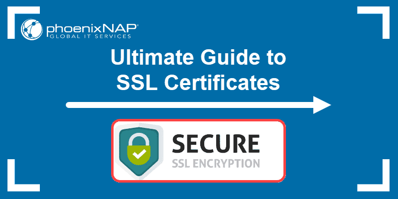 Article that explains the types of SSL certificates.