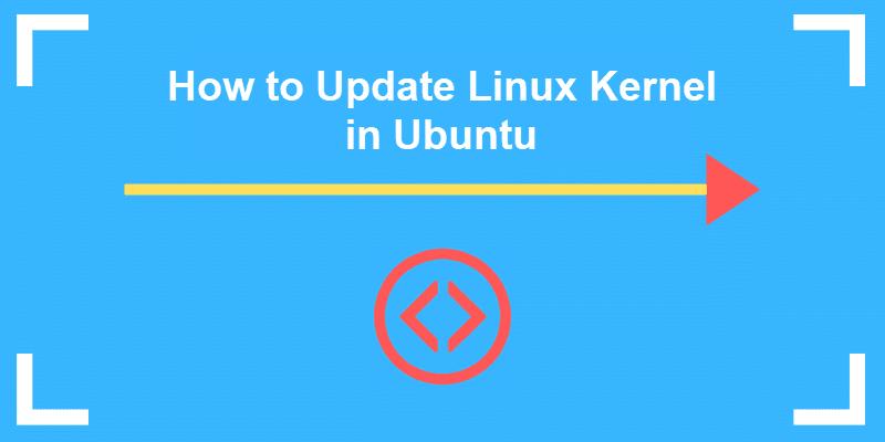 update linux kernel in ubuntu