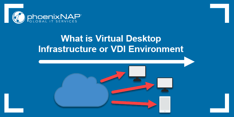 what is virtual desktop infrastructure