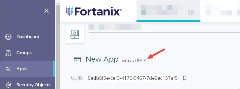 App Interface Change