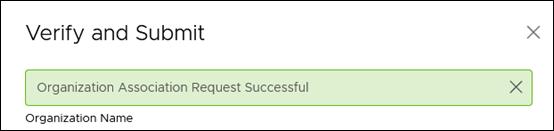 XML file upload confirmation message