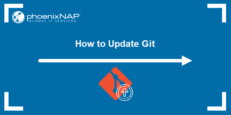 How to update Git