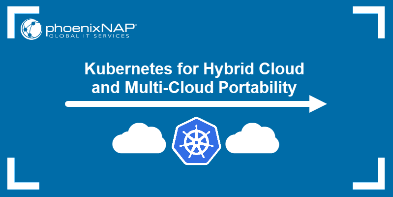 Kubernetes for Hybrid Cloud and Multi-Cloud Portability