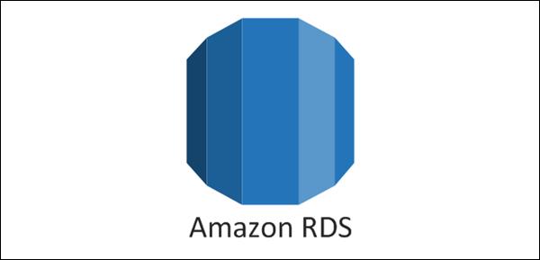 The Amazon RDS database management system.