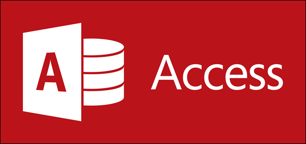 The Microsoft Access database management software.