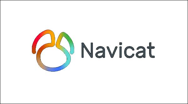 Navicat database management software.