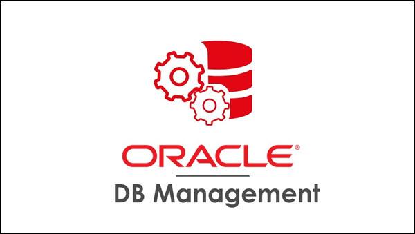 Oracle database management system.