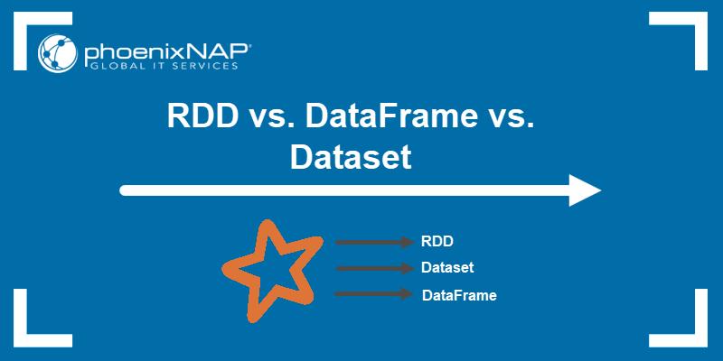 RDD vs. DataFrame vs. Dataset