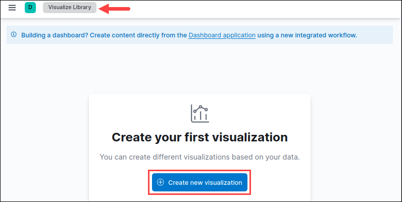 Create new visualization in Visualization Library