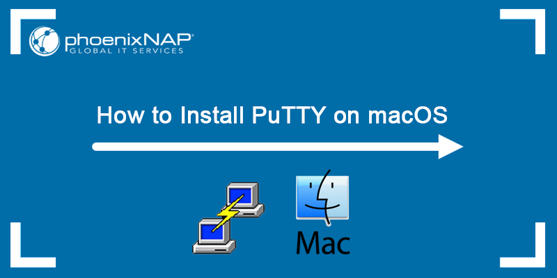 How to install PuTTY on macOS