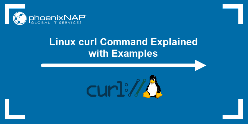 Linux curl Command Explained with Examples