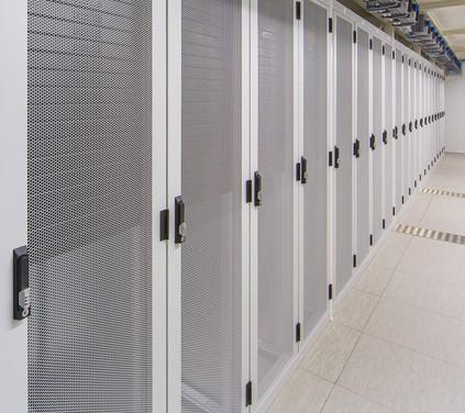 Server Room Interiror