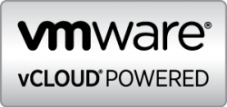 VCloud Powered logo