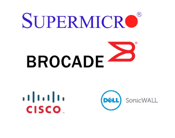 Hardware-logo's