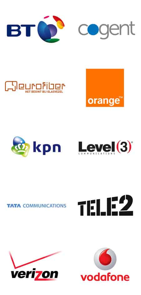 Amsterdam Network Carriers