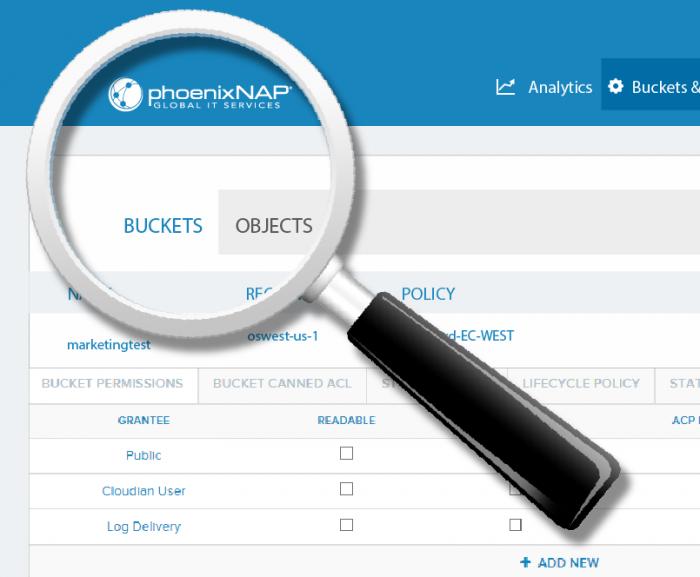 New Self Service Portal