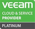 Veeam Cloud and Service Provider Platinum