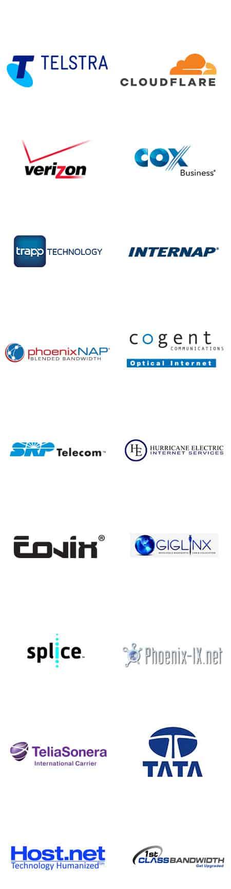 Carrier Networks in Phoenix