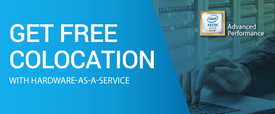 Get Free Colocation