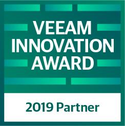 Award-Winning Veeam Cloud Connect Provider