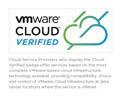 VMware Cloud verificado
