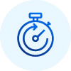 Minimum downtime and impact on performance and user productivity