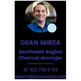 Dean Mirza