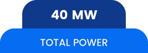 Total Power 40 MW