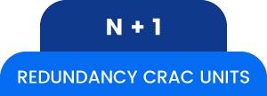 Redudancy Crac Units N+1